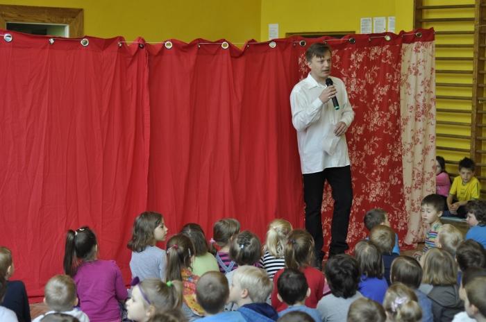 I warszawski przegląd małych form teatralnych dla dzieci