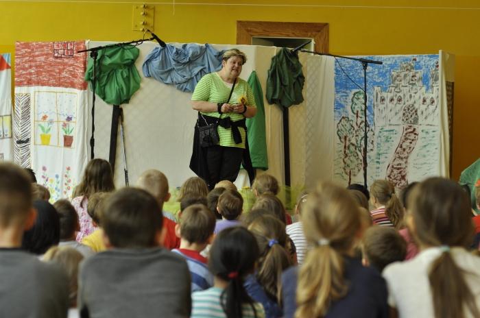 I małych form teatralnych dla dzieci