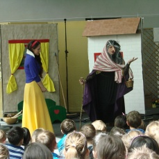 II warszawski przegląd małych form teatralnych dla dzieci